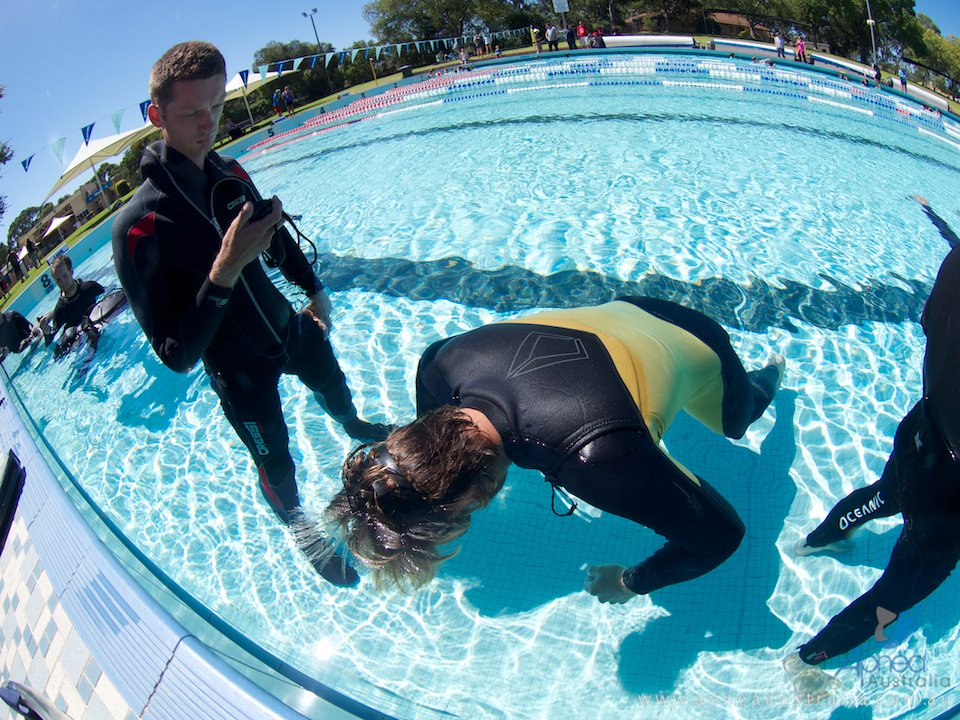 Freediving – Apnea Australia