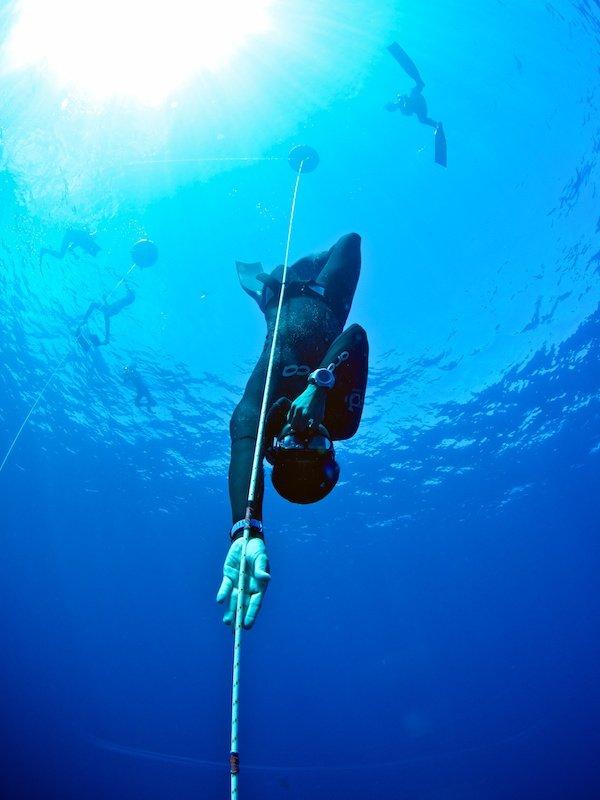 Stage A Freediving - Bondi, Sydney